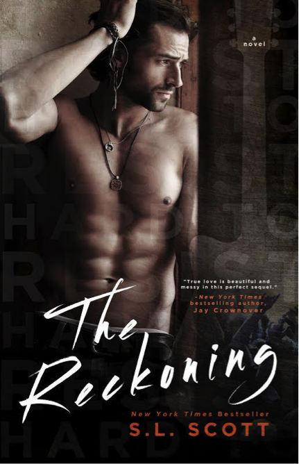 Reckoning Cover Reveal