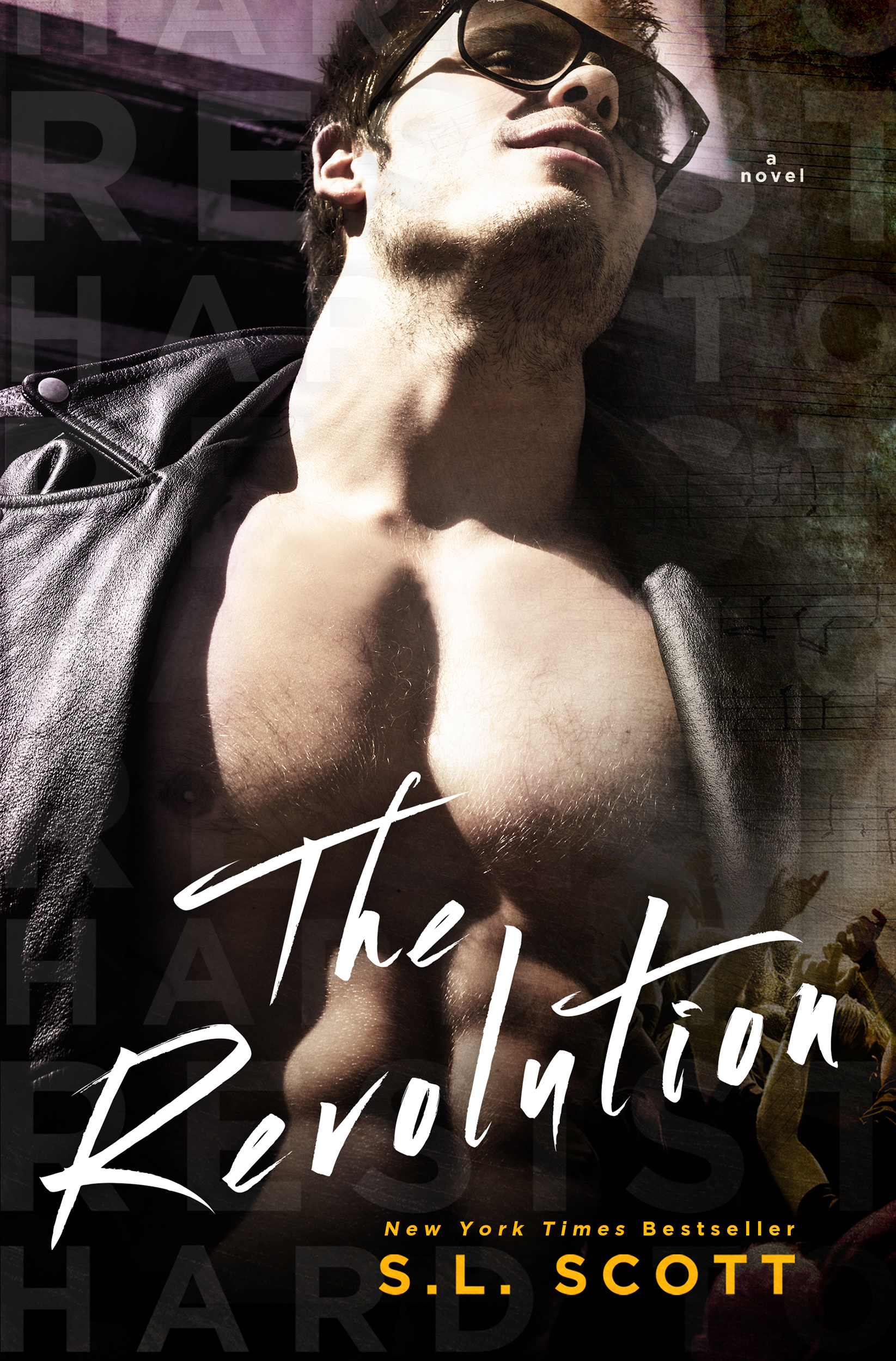 The Revolution Ebook Cover 1